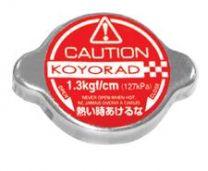 Koyo Type A Radiator Cap (Red / 1.3 Bar)