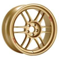 Enkei RPF1 15x8 4x100 28mm Offset 75mm Bore Gold