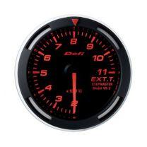 DEFI Red Racer 52mm METRIC EGT Gauge