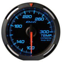 DEFI Blue Racer 52mm Temperature (water or oil) Gauge (US)
