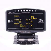 DEFI Advance ZD OLED Multi Display Gauge (Works with Defi Advance Contorl Unit)